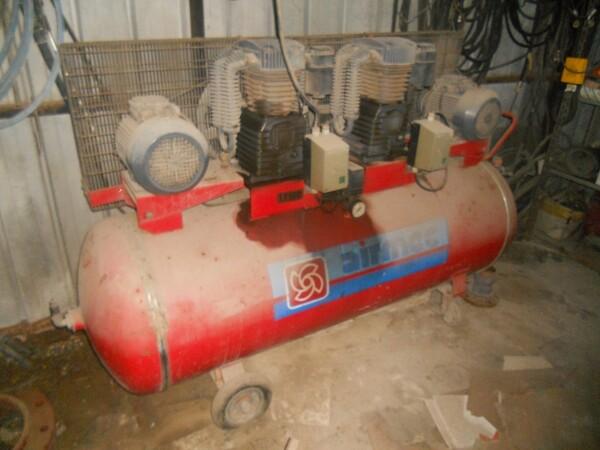 17#5469 Compressori e idropulitrici
