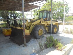 Caterpillar 938F wheel Loader - Lote 2 (Subasta 5469)
