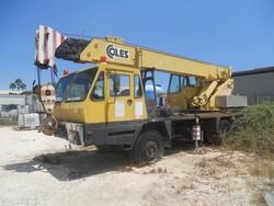 Coles crane truck - Lot 3 (Auction 5469)