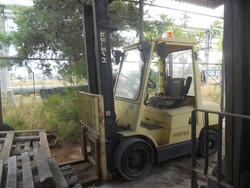 Hyster lifting trolley - Lot 5 (Auction 5469)