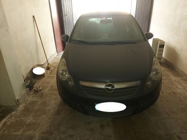 7#5469 Autovettura Opel Corsa