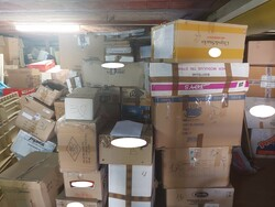 Clothing and toys - Lot 1 (Auction 5471)