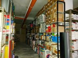Stationery items and Suzuki Carry van - Lote 0 (Subasta 5478)