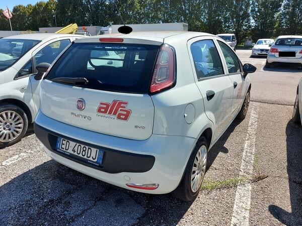 Immagine n. 4 - 10#5479 Autocarro Fiat Punto Evo