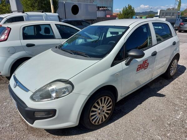 Immagine n. 7 - 10#5479 Autocarro Fiat Punto Evo