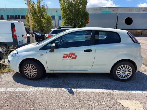 Immagine n. 3 - 12#5479 Autocarro Fiat Punto Evo