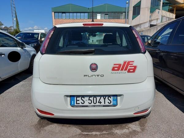 Immagine n. 4 - 13#5479 Autocarro Fiat Punto Evo