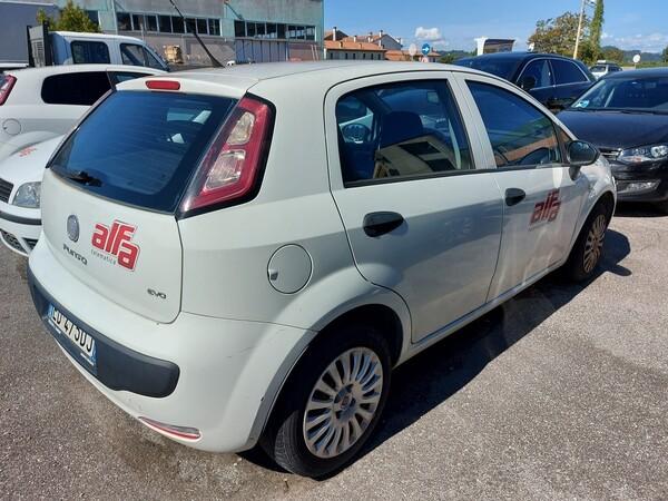 Immagine n. 3 - 14#5479 Autocarro Fiat Punto Evo