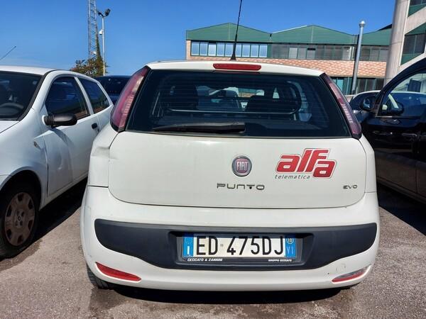 Immagine n. 5 - 14#5479 Autocarro Fiat Punto Evo