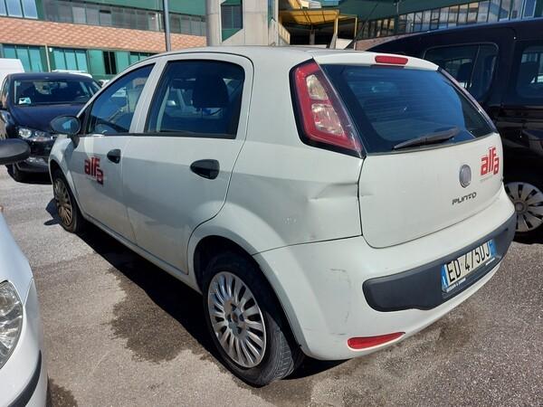Immagine n. 7 - 14#5479 Autocarro Fiat Punto Evo
