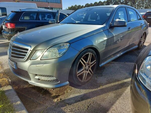 Immagine n. 5 - 18#5479 Autovettura Mercedes Benz classe E 350 CDI