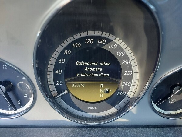 Immagine n. 16 - 18#5479 Autovettura Mercedes Benz classe E 350 CDI