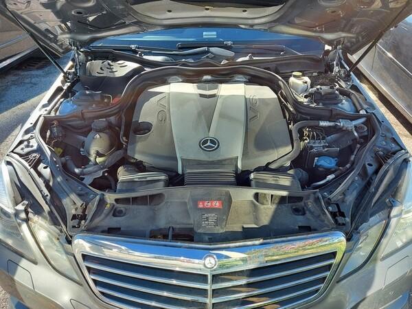Immagine n. 17 - 18#5479 Autovettura Mercedes Benz classe E 350 CDI