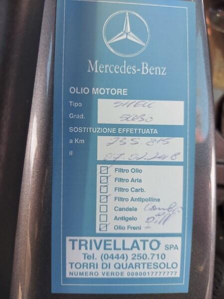 Immagine n. 18 - 18#5479 Autovettura Mercedes Benz classe E 350 CDI