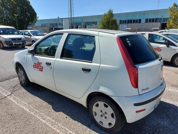Immagine n. 2 - 3#5479 Autocarro Fiat Punto