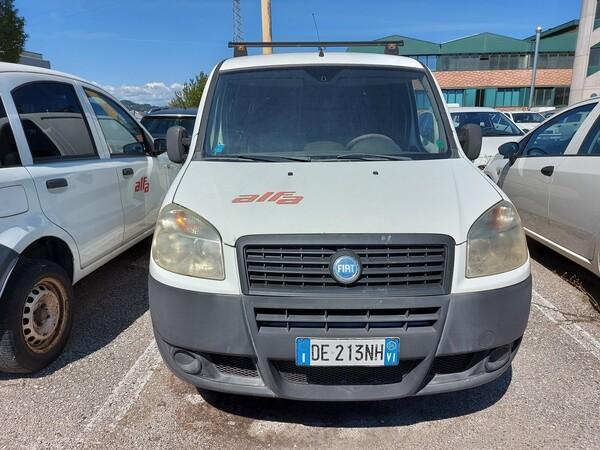 Immagine n. 2 - 5#5479 Autocarro Fiat Doblò
