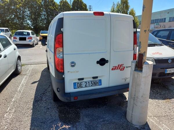 Immagine n. 5 - 5#5479 Autocarro Fiat Doblò