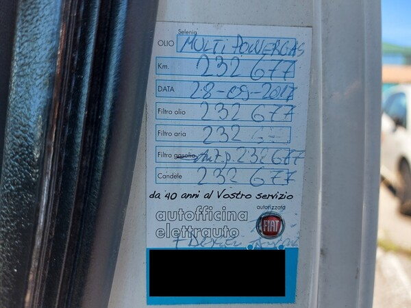 Immagine n. 17 - 5#5479 Autocarro Fiat Doblò
