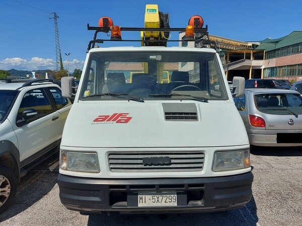 Immagine n. 3 - 7#5479 Veicolo Iveco Daily