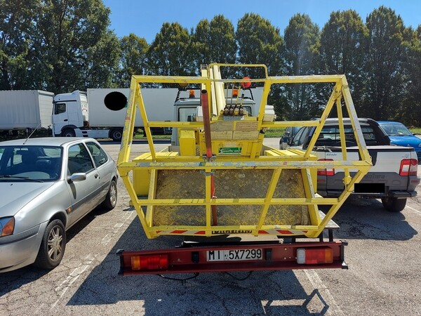 Immagine n. 6 - 7#5479 Veicolo Iveco Daily