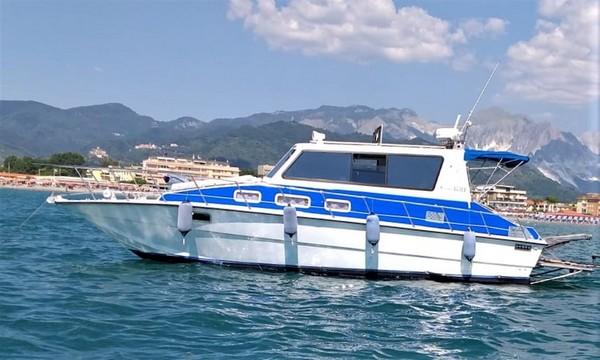 1#5480 Barca a motore Canali G 30 Fast Commuter