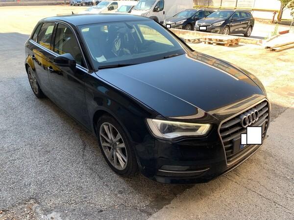 1#5481 Autovettura Audi A3