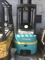 Carrello elevatore Tecnocar - Lotto 18 (Asta 5482)