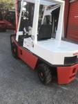 Carrello elevatore Nissan - Lotto 2 (Asta 5482)