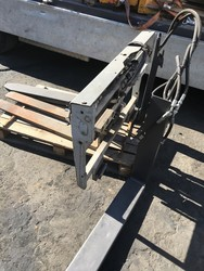 Fork positioner - Lot 5 (Auction 5482)