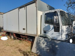 Iveco van - Lot 3 (Auction 5487)