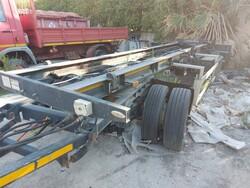 Roagna trailer - Lot 6 (Auction 5487)