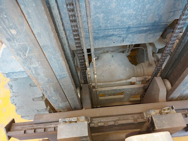 Immagine n. 11 - 1#5488 Carrello elevatore Fiat Om