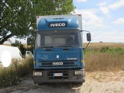 Autocarro Iveco Eurocargo - Lotto 12 (Asta 5491)