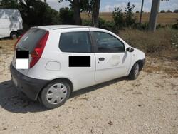Fiat Punto car - Lot 14 (Auction 5491)