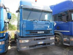Trattore stradale Iveco - Lotto 18 (Asta 5491)
