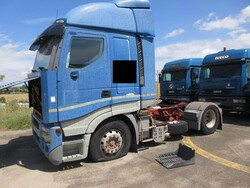 Iveco road truck - Lot 20 (Auction 5491)