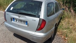 Lancia Lybra car - Lot 29 (Auction 5491)