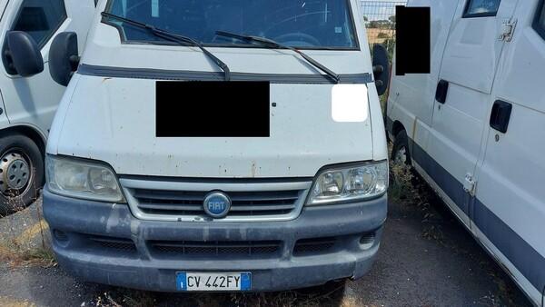 31#5491 Furgone Fiat Ducato in vendita - foto 2