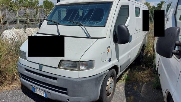 32#5491 Furgone Fiat Ducato in vendita - foto 1