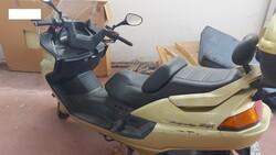 Yamaha Majesty scooter - Lot 48 (Auction 5491)