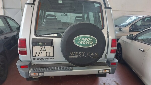 51#5491 Autovettura Land Rover Discovery
