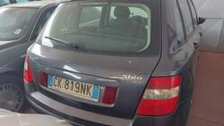Autovettura Fiat Stilo - Lotto 53 (Asta 5491)