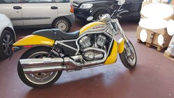Harley Davidson motorcycle - Lot 65 (Auction 5491)