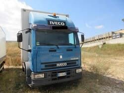 Iveco Eurocargo car - Lot 9 (Auction 5491)