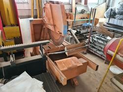 Idrojtress circular saw for brick and construction equipment - Lot 18 (Auction 5493)