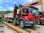Autocarro Scania 124 G 420 - Lotto 27 (Asta 5493)