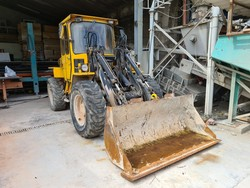 Volvo wheel loader - Lot 34 (Auction 5493)