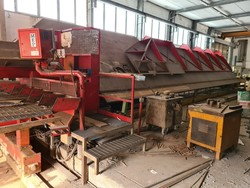 Syntax Line25 Mep Ironworking machinery for AC - Lot 4 (Auction 5493)