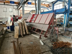 Concept and Tecnomor iron processing machinery - Lot 5 (Auction 5493)