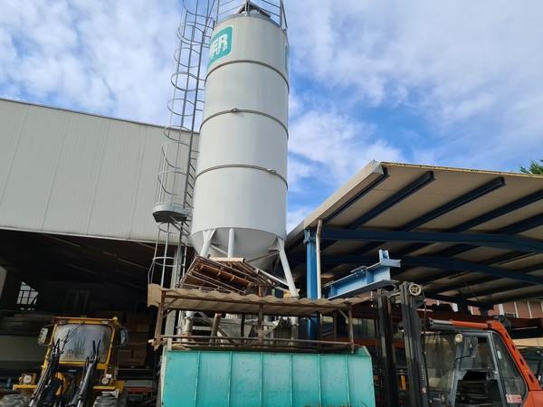 8#5493 Impianto produzione calcestruzzo Imer Group
